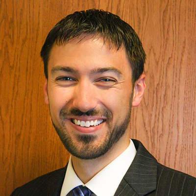 Photograph of Nicholas Mathiowetz