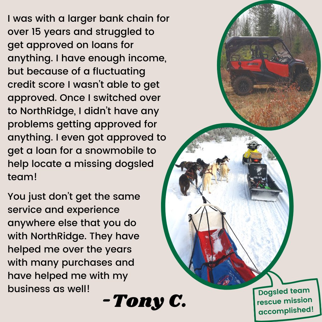 Tony C Member Story