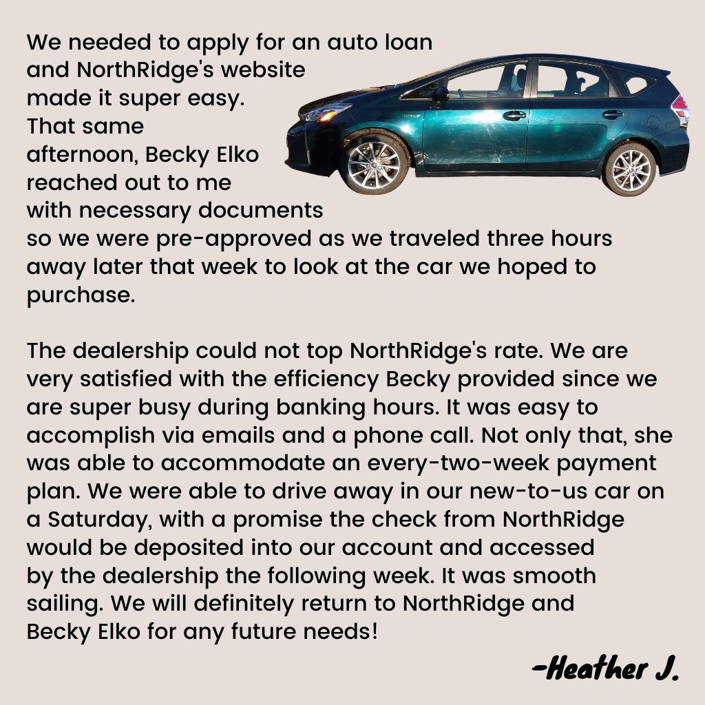 Heather's Member Story
